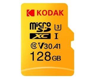 Microsd Kodak 64gb e 128gb