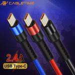 Ofertaça! Cabo USB tipo-c por 0,92€