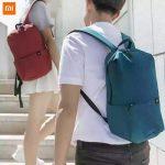 Mochila Xiaomi de 10lt Por 4,87€ e desde Espanha por 6,96€