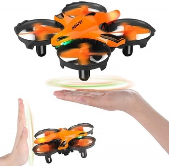 Ofertita Amazon! Mini Drone Helifar H803 só 8.9€