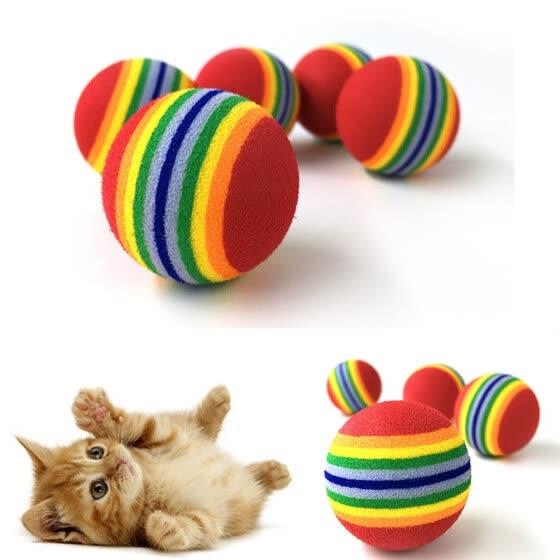 Bolitas para gatos por apenas 0,40