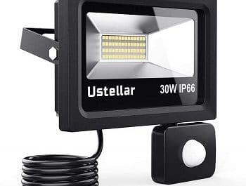 Foco LED 30w com sensor