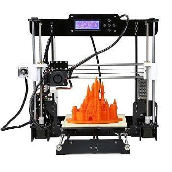 Impressora Anet A8 3D por 98.22€ desde Espanha