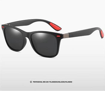 Negocio da China! Óculos de sol polarizados por 2,5€
