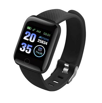 Oferta flash! Smartwatch 116 Plus só 3,8€