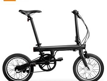 Bicicleta eléctrica Xiaomi QiCYCLE EF1