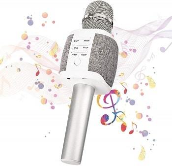 Oferta Amazon! Microfone karaoke bluetooth por 14,9€