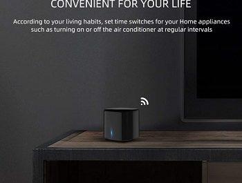Controlo Remoto Universal WiFi