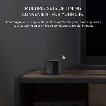 Cupão Amazon! Controlo Remoto Universal WiFi por 9,9€