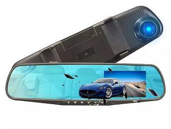 Espelho Retrovisor com câmara HD 1080p