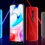 Xiaomi Redmi 8 bateria de 5000mah versão 3/32gb por 96€ e o de 4/64gb por 115€