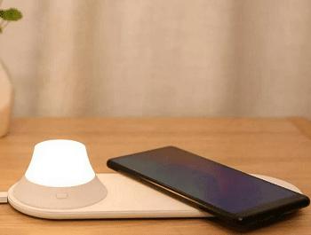 Xiaomi Yeelight carregador sem fios