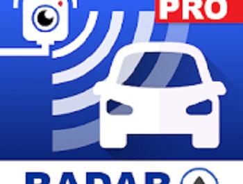 App Radares Fixos e Móveis, versão PRO