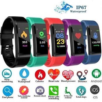 Preço mínimo! Smartband ID115 por 0,9€