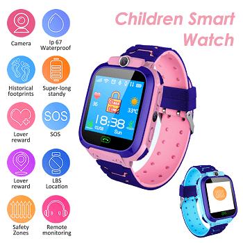 Smartwatch para crianças por 9,9€