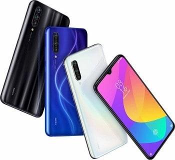 Xiaomi Mi9 Lite 6/64GB por 179€ e o de 6/128GB por 197€