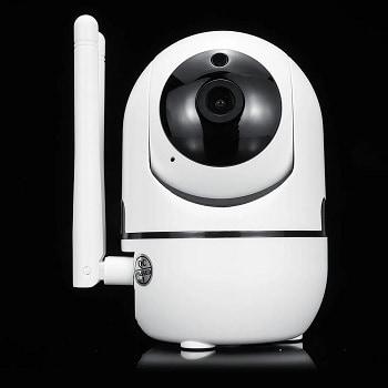 Câmara de vigilância 720p com visão nocturna por 9,19€