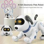 Oferta eBay! Cãozinho robot inteligente K16A por 21€