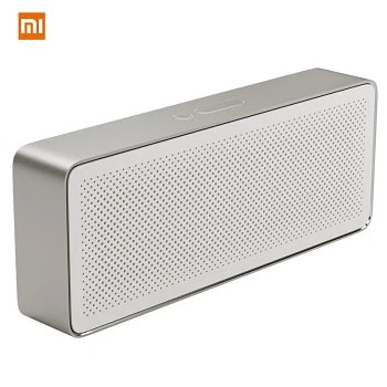 Cupão de desconto! Altifalante Xiaomi Square Box bluetooth por 23€