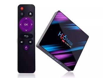 H96 Max TV Box Android