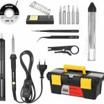 Oferta Amazon! Kit de soldador 14 em 1 por apenas 15,9€