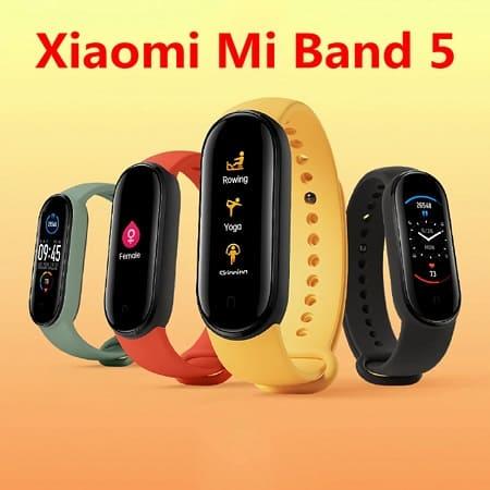 Preço mais barato! Xiaomi Mi Band 5 por 23,45€