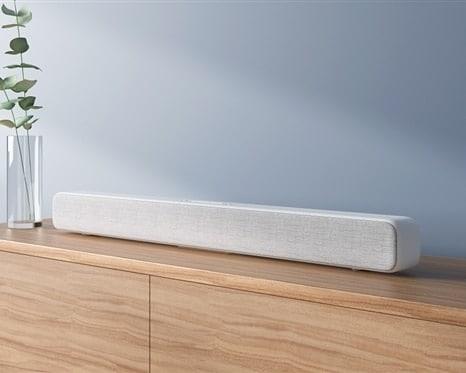 Barra de som Xiaomi Soundbar TV Speaker por 64€ desde a Europa
