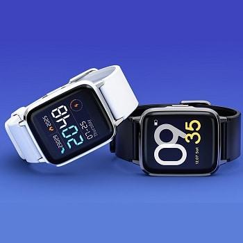Preço mais barato! O novo haylou LS01 smartwatch por 23€