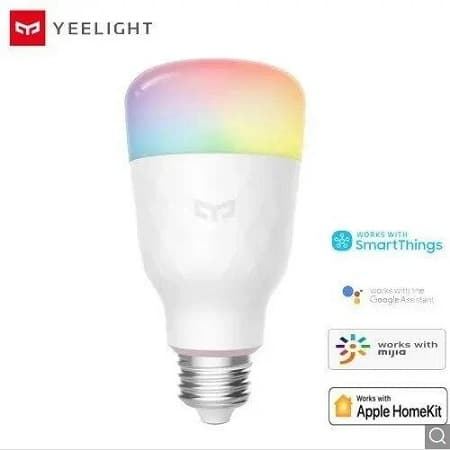 Yeelight 1S a nova lâmpada inteligente da Xiaomi por 15€