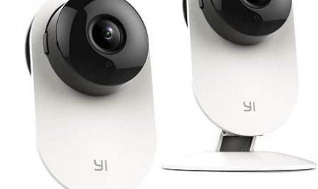 câmaras de vigilância Yi Home 720p barata