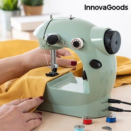 Maquina de costura portátil por 18,6€ desde Espanha