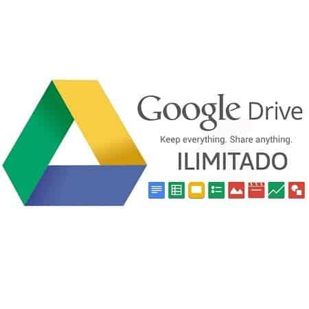 Google Drive Ilimitado em apenas 15 segundos!