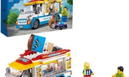 Lego City Carrinha de Gelados