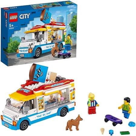Oferta Amazon! LEGO City Carrinha de Gelados por apenas 18€