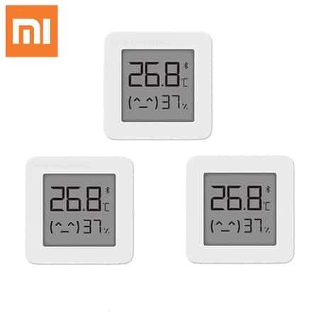 Pack de 3 termómetros bluetooth Xiaomi Mijia por 11,36€