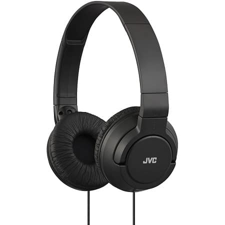Oferta Amazon! Auscultadores JVC HA-S180-B por 13,11€