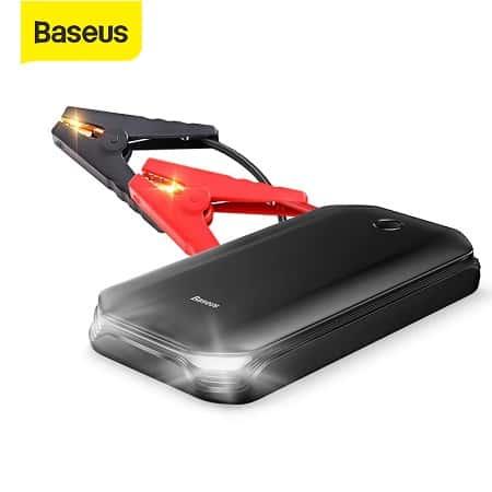 Booster Baseus com 12V 800A por apenas 31,52€