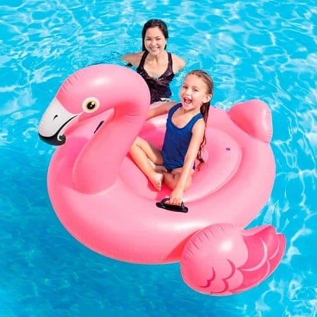 Flamingo Insuflável Gigante para crianças e adultos por 19,44€ com envio de Espanha