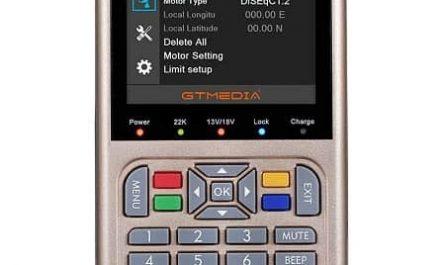 GTMEDIA Finder Meter TV