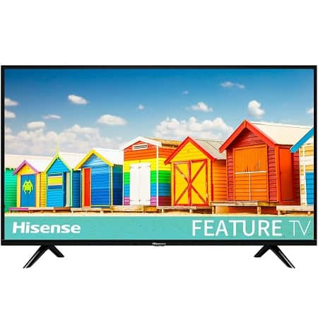 Oferta Amazon Espanha! HISENSE H32B5100 – TV LED HD de 32″ por 119€