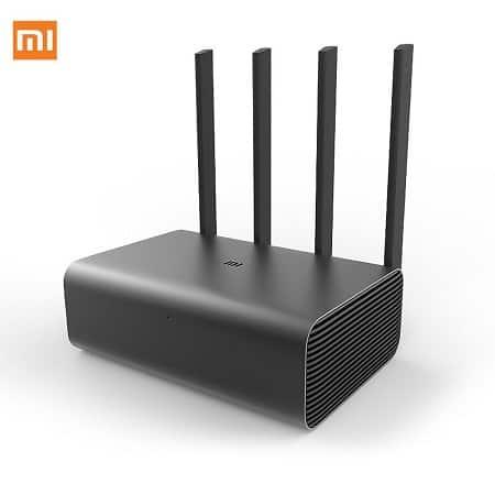 Router Xiaomi Mi PRO R3P com velocidades de 2600Mbps por 56,13€