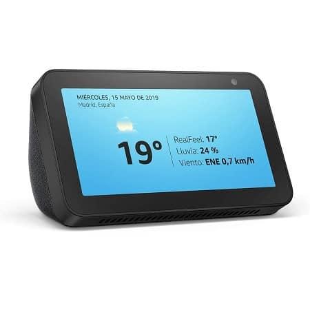 Amazon Echo Show 5 com ecrã inteligente por apenas 49,99€