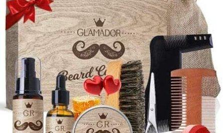 Kit para barbas com os melhores oleos