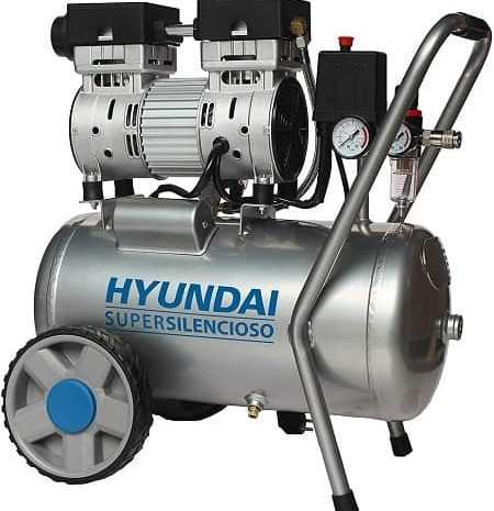 Compressor Silencioso Hyundai HYAC24-1S desde Espanha por 125,00€