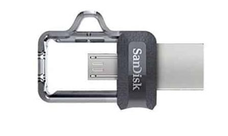 Pendrive SanDisk UltraDual