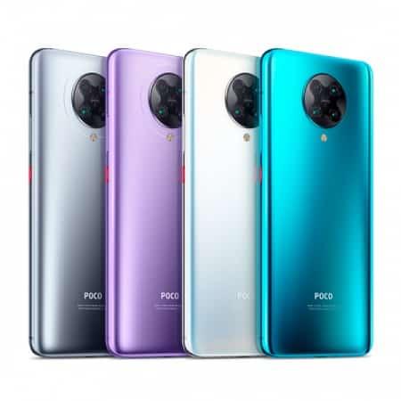 POCO F2 PRO 5G 6/128GB por 316,23€ desde Espanha