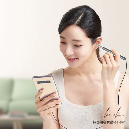 Endoscópio Xiaomi Bebird K10 para limpeza de ouvidos por 14,73€