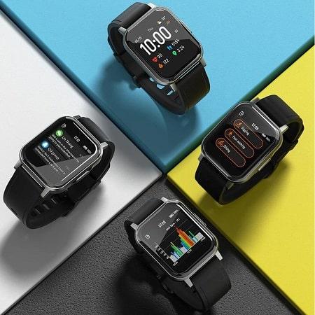 Oferta Amazon Espanha! Smartwatch Haylou LS02 por 24,69€