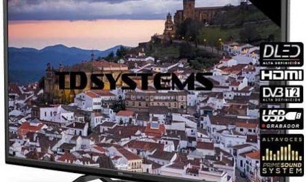 TD systems 32 polegadas barata