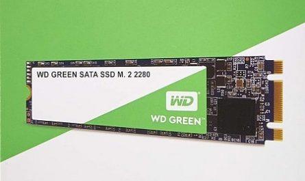 WD Sata SSD M.2 120GB